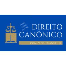 Curso online Introdução ao Direito Canônico
