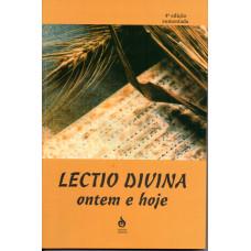 Lectio Divina ontem e hoje